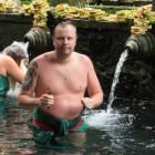 Счастливы вместе на Бали)