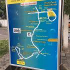 Карта движения автобуса