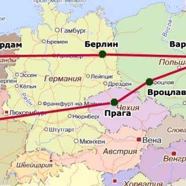Белорусия, Брест