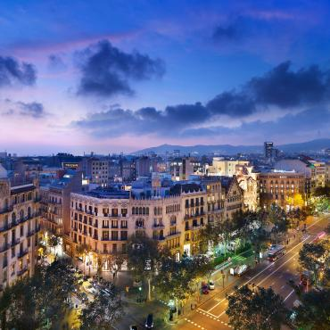 Испания, Коста-де-Барселона-Маресме
