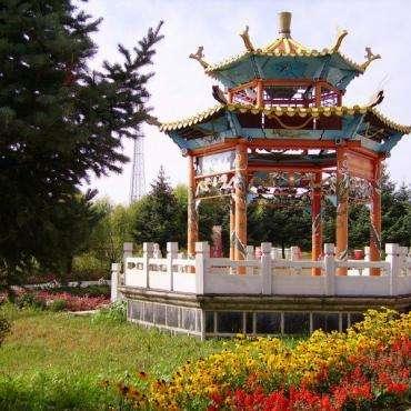 Китай, Удаляньчи